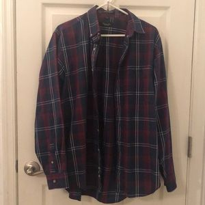 Dior flannel